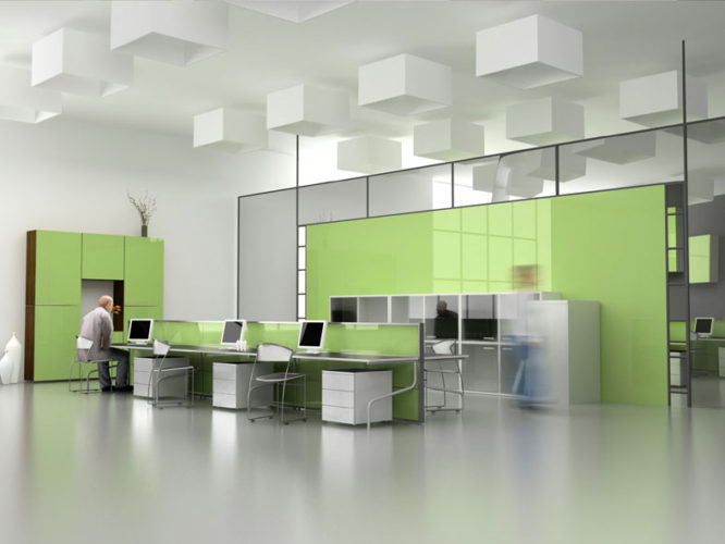 Subsequently creation for Office Building Cleaning Services