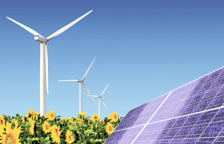 types of renewable energy sources