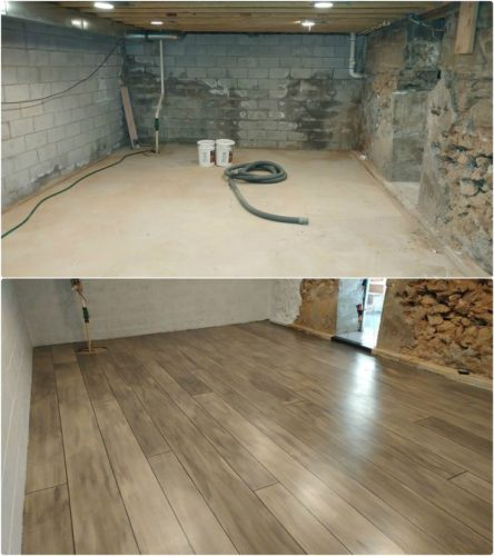 basement renovations oakville