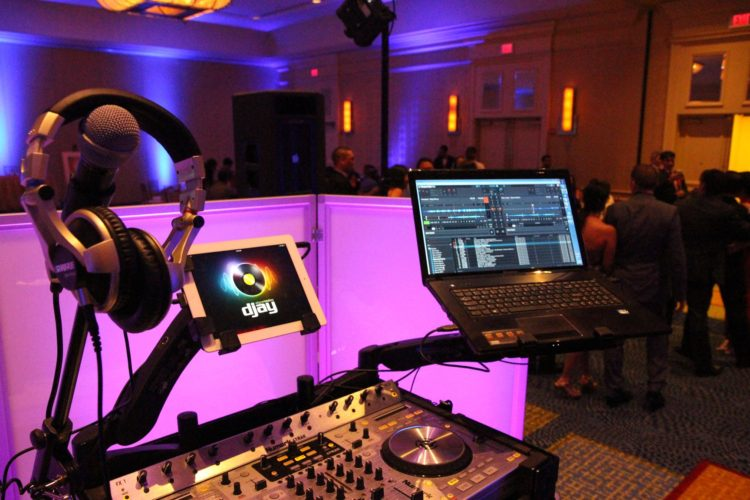 dj wedding services