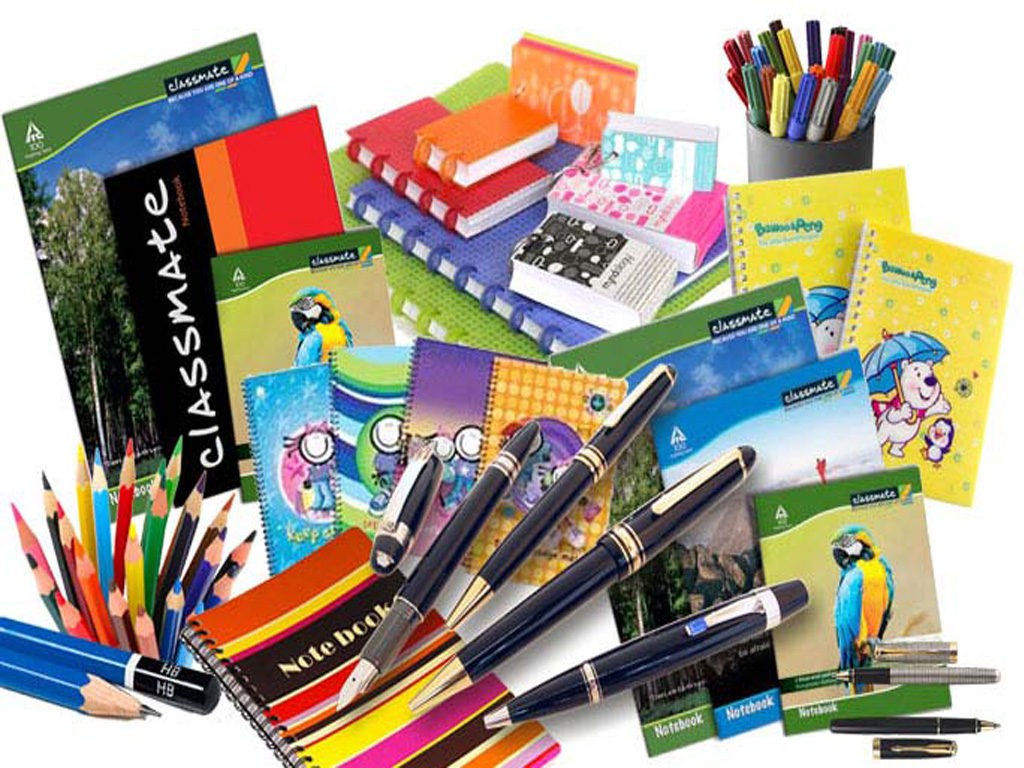 stationary products