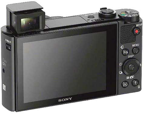 Sony digital electronic cameras