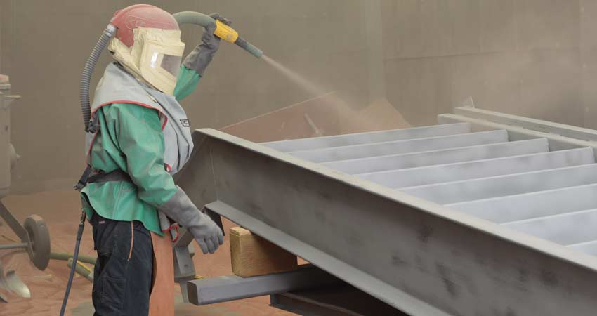 Sandblasting in spokane