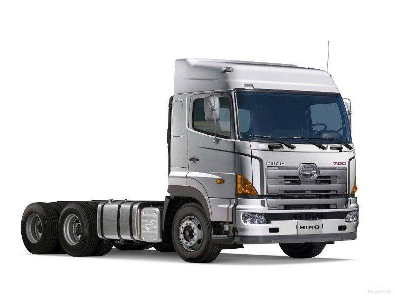 best hino truck