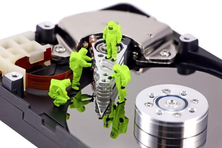 data recovery equipment