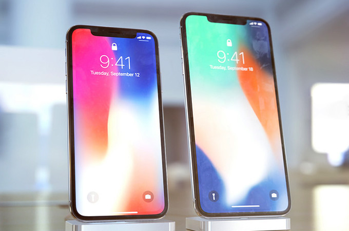 features of the iPhone x