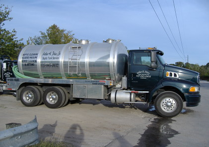 What is septic tank cleaning?