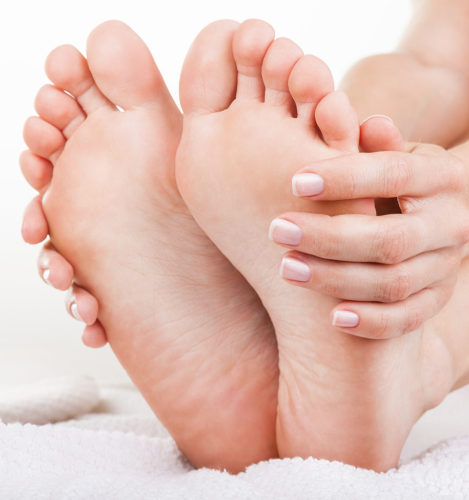 Fantastic pointers on the foot care gel