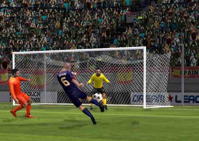FIFA soccer game