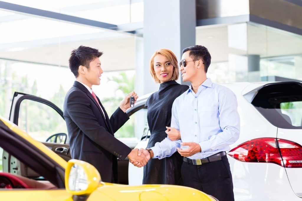 Credit Car Dealership