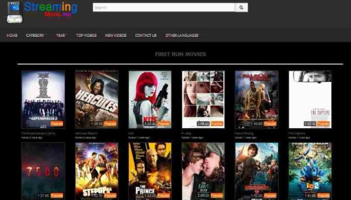 sites de streaming gratuit
