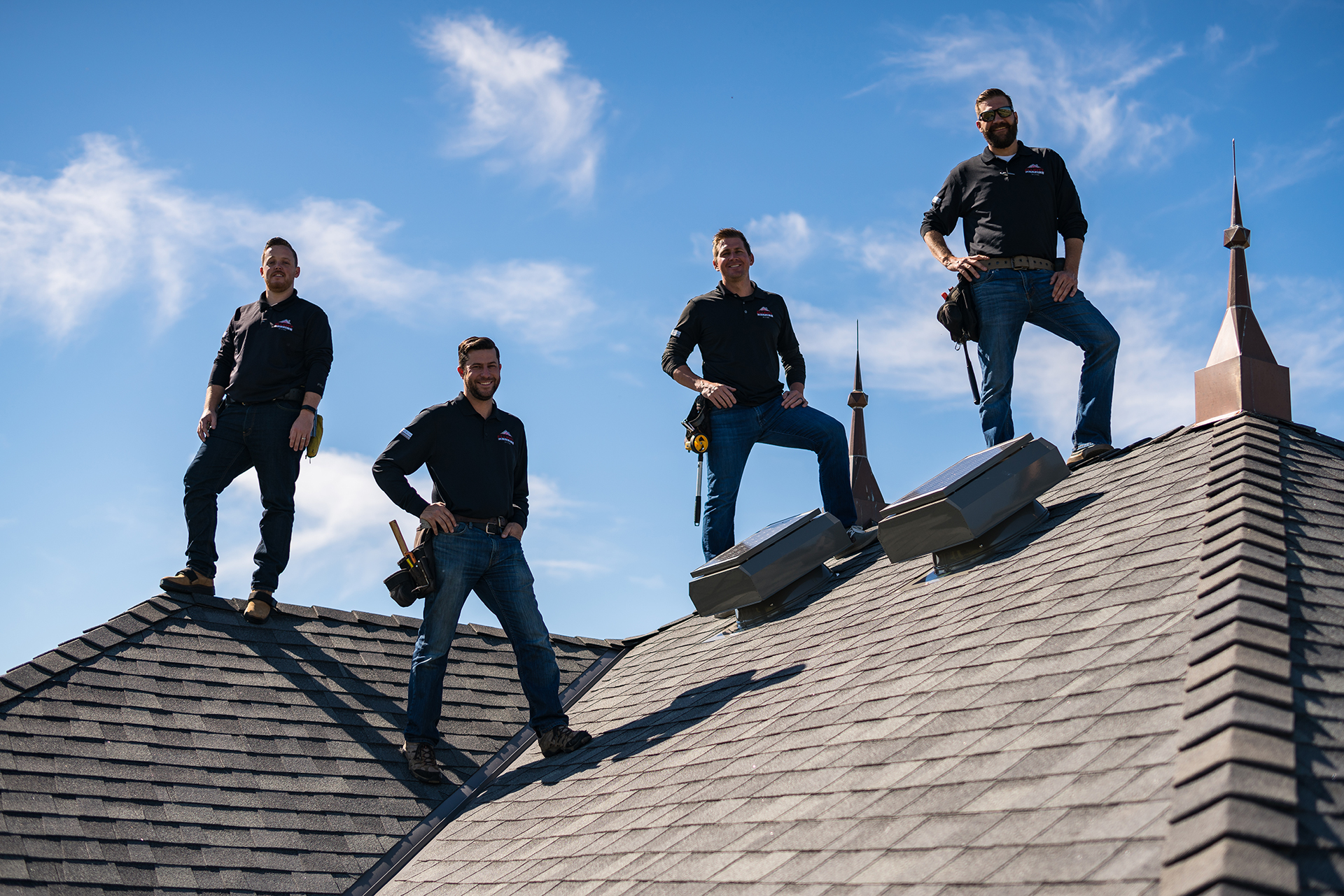 guide to roof installation