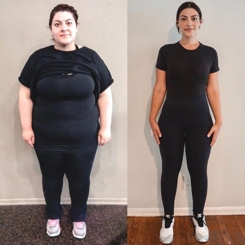b+ weight loss diet