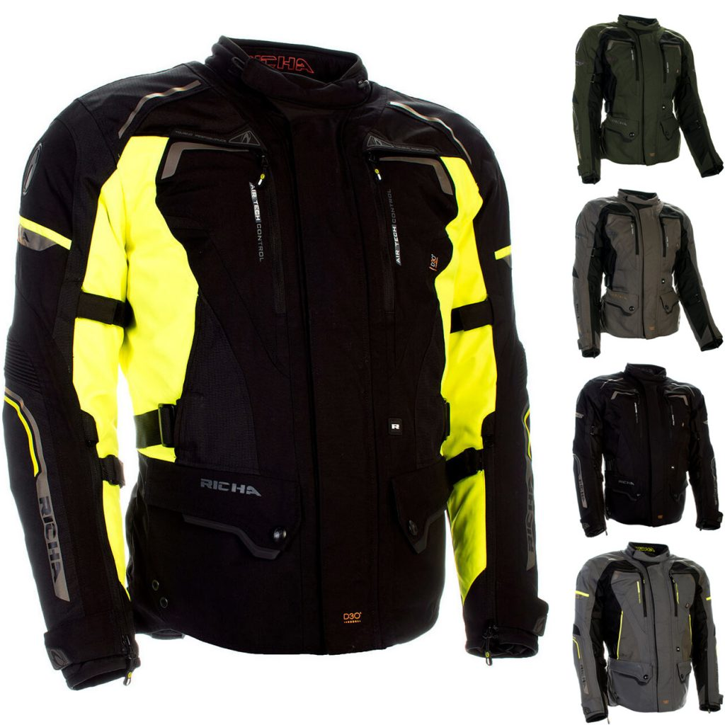 Richa motorcycle clothing