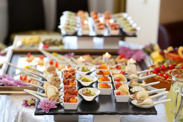 wedding catering