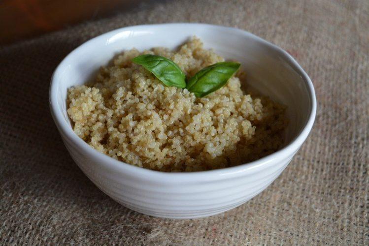 quinoa gluten free